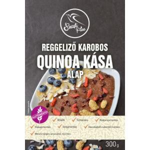 Szafi Free Reggeliző Karobos Quinoa kása alap 300 g