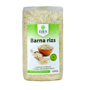 Éden Prémium barna rizs 1000 g