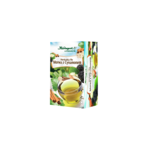 Herbapol Fehér eperfa levél és fahéj tea 20 filter