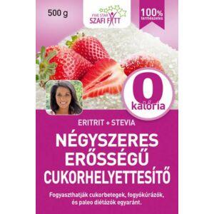 Szafi Reform Paleo négyszeres erősségű természetes édesítő 500 g