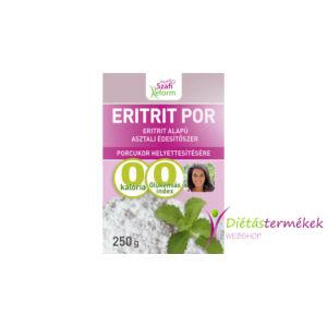 Szafi Reform Eritrit Eritritol por 250 g