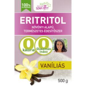 Szafi Reform Vaníliás ízű eritrit eritritol 500 g