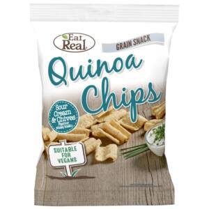 Eat Real quinoa chips tejfölössnidlinges 30 g