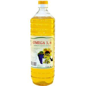 Biogold Omega 3 mix hidegen sajtolt étolaj, 1000 ml