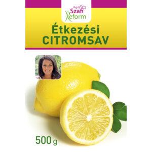 Szafi Reform Étkezési citromsav 500 g