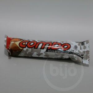 Combo kétszínű szójaszelet csokoládés bevonattal 65 g