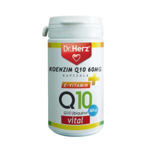 Dr. Herz Koenzim Q10 60 mg 60 db kapszula