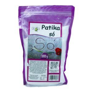 Drogstar Patika tisztaságú só 1000 g