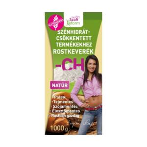 Szafi Reform Rostkeverék szénhidrátcsökkentett termékekhez paleo gluténmentes 1000 g