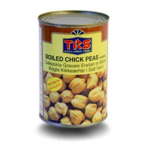 TRS Csicseriborsó konzerv 400 g