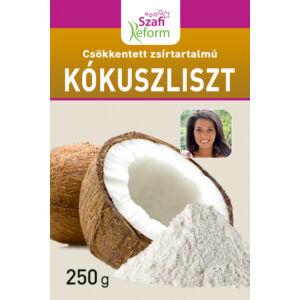 Szafi Reform Csökkentett zsírtartalmú kókuszliszt gluténmentes 250 g
