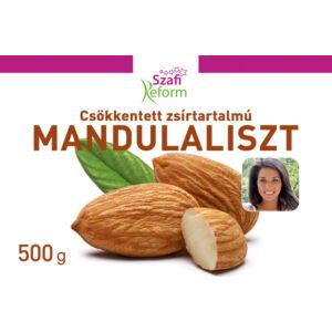 Szafi Reform Csökkentett zsírtartalmú mandulaliszt gluténmentes 500 g