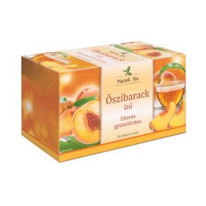 Mecsek Őszibarack ízű gyümölcstea 20 filter