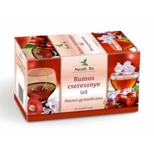 Mecsek Rumos cseresznye tea, 20 filter