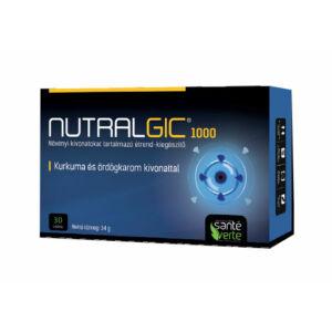 Nutralgic 1000 fájdalomcsillapító és gyulladáscsökkentő tabletta 30 db