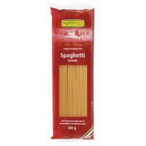 Rapunzel bio Durumdarás fehér spagetti 500 g