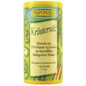 Rapunzel Zöldfűszersó szóródobozban, 125 g