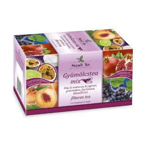 Mecsek Gyümölcstea mix2 20 filter