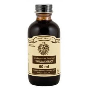 Nielsen Massey Madagaszkári bourbon vanília kivonat 60 ml
