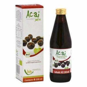 Medicura acai 100százalékos bio gyümölcslé 330 ml