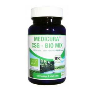 Medicura bio CSGBio Mix tabletta 120 db