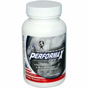 Performax Forte szellemifizikai erőnlétet fokozó gyógygomba