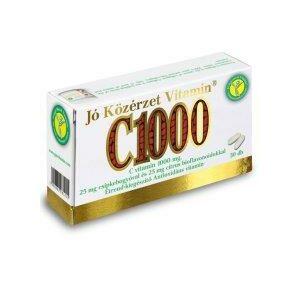 Jó Közérzet C vitamin 1000 mg 30 db