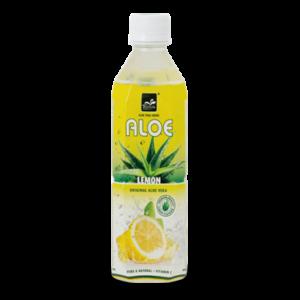 Tropical Szénsavmentes Citromos Aloe Vera üdítőital 500 ml