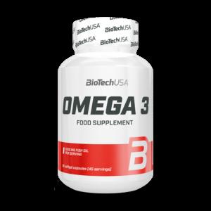 BioTech Omega 3 kapszula 90 db