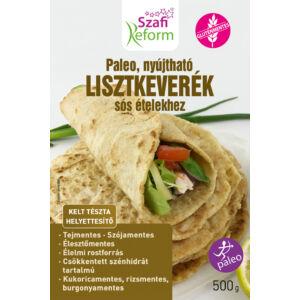 Szafi Reform Nyújtható lisztkeverék sós ételekhez 500 g