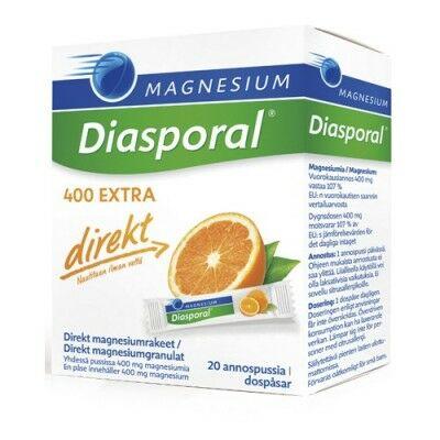 Magnesiumdiasporal 400 extra direkt 50 50 db