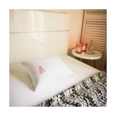 PRANA Basic Polisztirol gyöngy alvópárna 40x50 cm