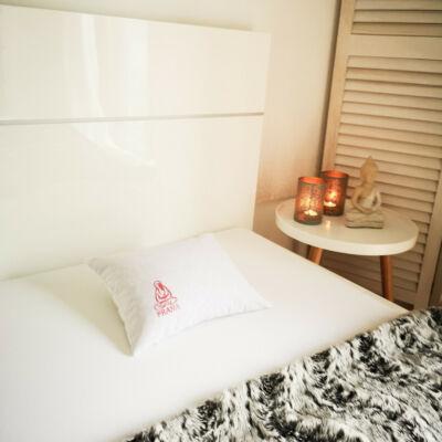 PRANA Basic Tönkölyhéj alvópárna 25x30 cm