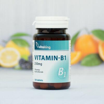 Vitaking B1250mg, 100 db tab