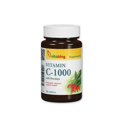 Vitaking C-1000mg, 30 db tabletta