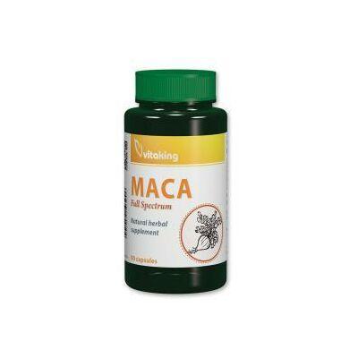 Vitaking  MACA 500mg, 90 db kapszula