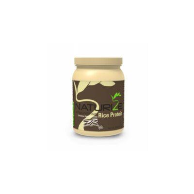 Naturize barna rizs fehérjepor fahéjasfekete csokis ízben 816g/27adag