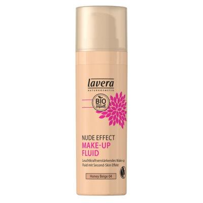 Lavera Dekor Nude Effect alapozó 30 ml  04 Honey Beige