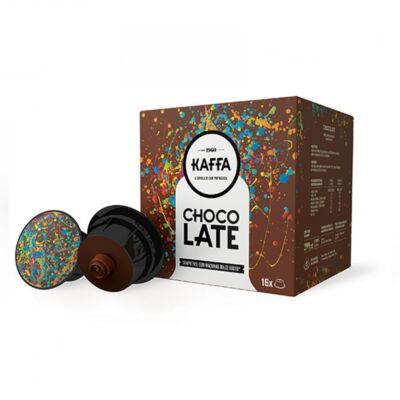 KAFFA Dolce Gusto Chocolate Forrócsoki kapszula 16 DB