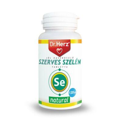 Dr. Herz Szerves Szelén 120 db
