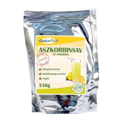 Naturpiac Aszkorbinsav Cvitamin por 330 g