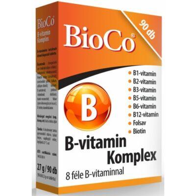 BioCo Bvitamin Komplex 90 db tabletta