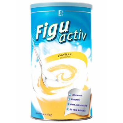 LR Figuactive Vanília ízű fogyókúrás shake 450 g