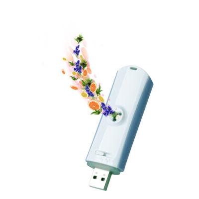 Ultrahangos illóolaj párologtató USB csatlakozóval