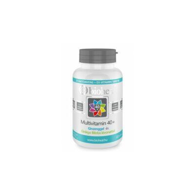 Bioheal Multivitamin 40  étrendkiegészítő filmtabletta 70 db