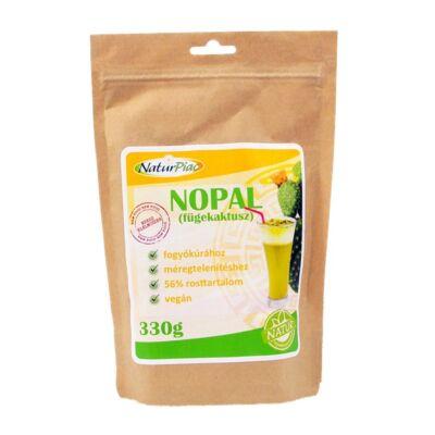 Naturpiac Nopal kaktuszpor fogyás emésztés elősegítésére 330 g