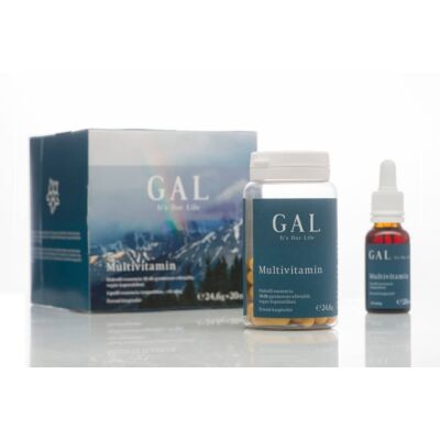 Gal Multivitamin 246g 20ml