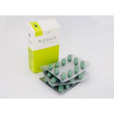 Nicovit komplex multivitamin tabletta 30db