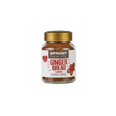 Beanies instant kávé 50 g  Mézeskalács