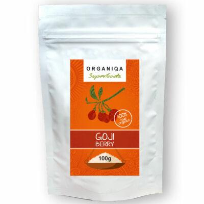 Bio Goji bogyó nyers 100 g Organiqa